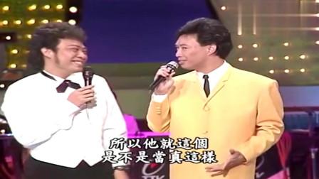 龍兄虎弟:張菲聊到歌星唱歌轉音,費玉清馬上展示轉音唱法!