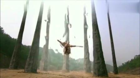 杨戬冲入金光阵,在里面大展身手,轻松将对方击杀!