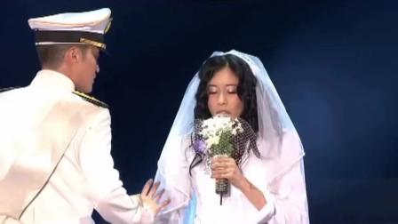 莫文蔚穿婚纱唱《执子之手》偕老不易爱落荒而逃只剩惆怅!