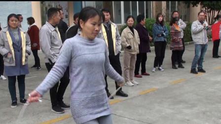 2019俊达运动会 跳绳比赛