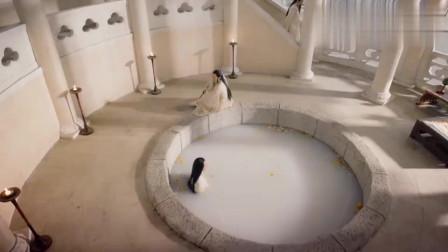 三生三世十里桃花:三殿下逃避法会跑到夜华这里,结果被天君撞破