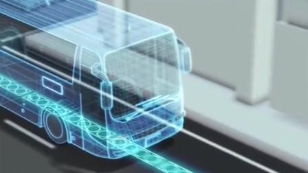 国外发明充电公路,让你的汽车可以边跑边充电,这个发明实在是太贴心了!