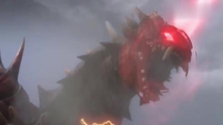 """欧布奥特曼:伽古拉""""召唤""""出魔格大蛇搞破坏,红凯怒斥伽古拉!"""
