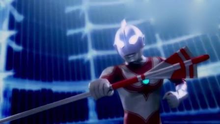 欧布:身为奥特兄弟杰克,善用长矛战斗