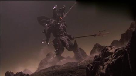 奥特曼:铠甲失去行动能力,哥莫拉发起攻击