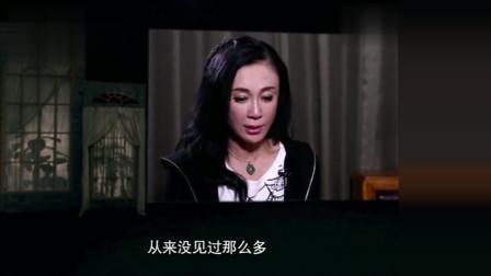 家事:已经是国内一线女星的傅艺伟,为何会因40万的片酬而惊讶?