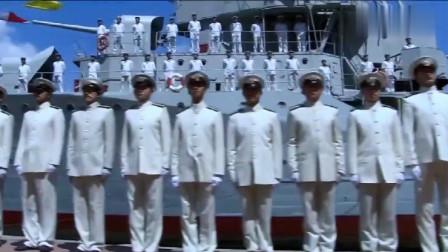 甲午大海战:丁汝昌率北洋舰队访问日本,大扬国威,首相亲自接待