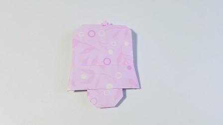 折纸王子大全 简单折纸 教你折纸铃铛,圣诞节装饰简单易学,儿童很喜欢