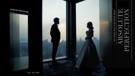 TongStudio瞳影像出品   Shan + Hua · 柏悦酒店
