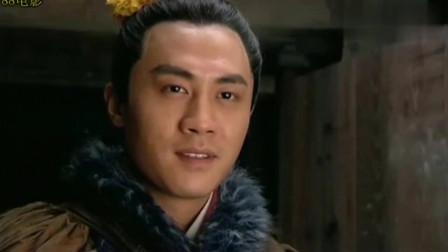 水浒传:王婆趁潘金莲不注意扔了个核桃出去,西门庆笑了