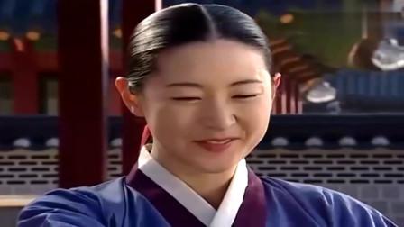 大长今:闵政浩知道长今考上医女乐开怀,二人上演最经典的对白