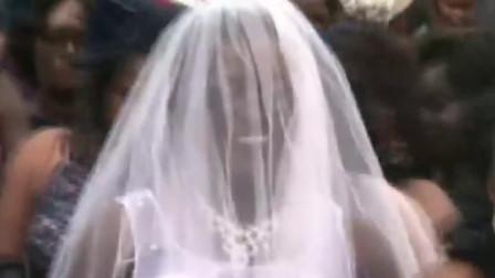 女子参加婚礼 发现新郎竟是自己老公