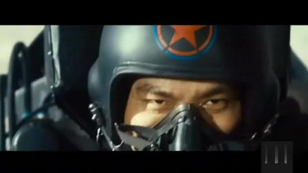 战斗机空战凶猛搏 惊心动魄的飙战 只管看足够燃爆你的肾上腺素