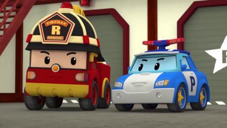 变形警车珀利:比特和强尼遇到了坏人,但他们还没意识到有危险