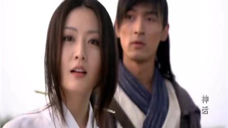 易小川带公主在野外吃西餐,哈哈;太美,太帅了