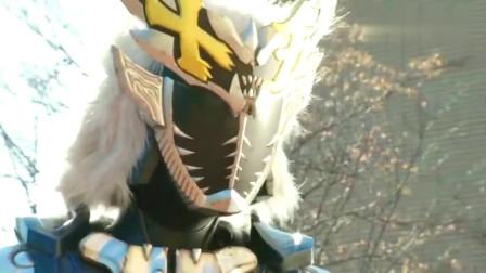 假面骑士:帝骑的bgm才响了没几秒,王小明就被打败了,太萎了吧!