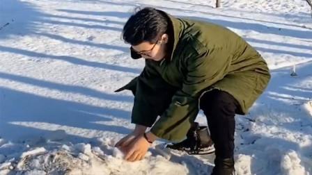 朋友,你想打雪仗吗?走医保的那种!