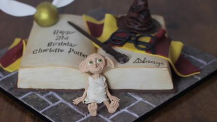 """蛋糕种类那么多,""""魔法书""""蛋糕你吃过吗?简直是吃货们的福利呀"""