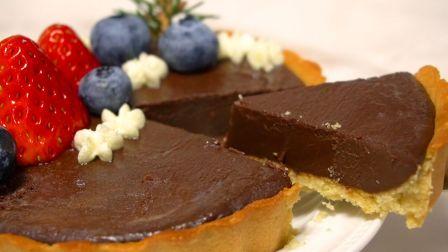不能错过!独享好吃到炸的巧克力派!不加白糖也甜蜜的圣诞甜点,听说戒糖能 美容