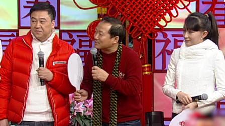 谢广坤不认识吴建豪,可是还要模仿他,蒙混过关不容易