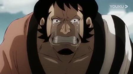 海贼王:大蛇和凯多把和之国给毁了,桃之助痛哭不已