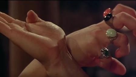 败家仔:倪公子切磋却带一堆戒指,英叔都遭不住了,打着好疼啊!