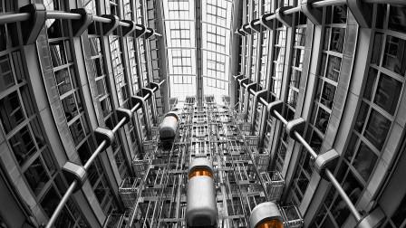电梯是站的为什么要叫坐电梯  电梯属于我们生活中的代步工具  坐是代表乘坐的意思……
