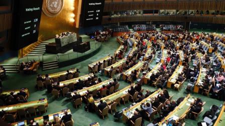 到口肥肉吐出来,联合国会议上66国力挺乌:俄必须交出克里米亚