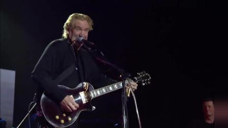电吉他到底能多有味道?真正的灵魂吉他手,来自老鹰乐队!