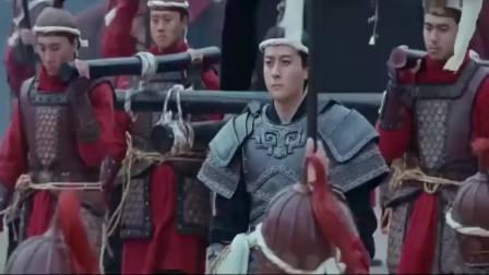 平旌扶大哥灵柩回京,全军高喊噫兴,全剧最悲戳泪点