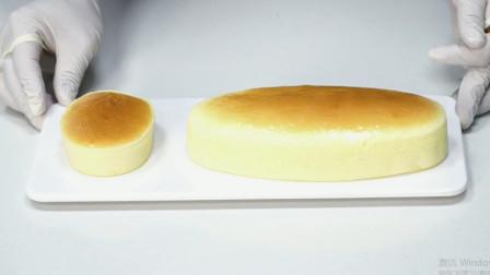 轻芝士乳酪蛋糕学习私房到杜仁杰西点烘焙学校
