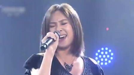 云朵太大膽了,演唱刀郎為她創作的歌曲,撕心裂肺的嗓音超越刀郎