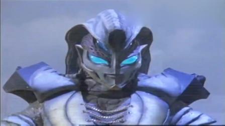 迪迦:魔神使用空间逃跑,迪迦使用集束光线