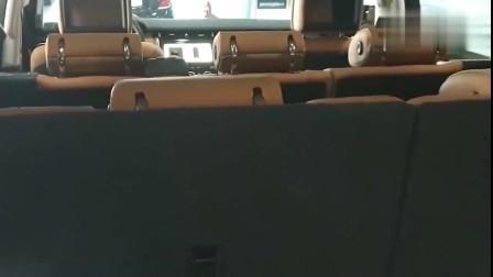 2020款路虎发现神行HSE到货,看到三排座椅那刻,惊艳开始了!