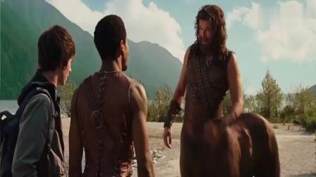 波西杰克逊:混血营底蕴非凡,居然全是神之子,实在太强悍了!