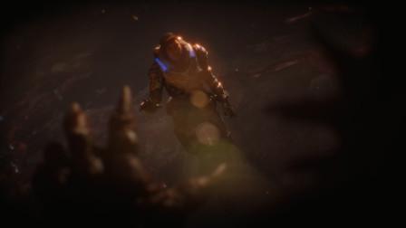 【战争机器5】爆破冰湖 参观实验室 难得一见的BUG 第二幕第五章 上