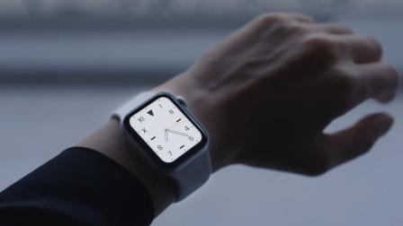 苹果Apple Watch Series5官方宣传片