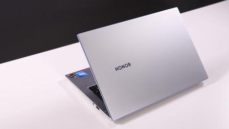 荣耀MagicBook 14锐龙版测评:轻薄再升级 性价比依旧出众