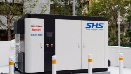 氢时代来临?日本加氢站开始投入运行,加氢3分钟续航能达750km!