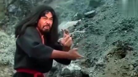 独臂拳王大战日本尸王,手臂断裂惨烈至极!