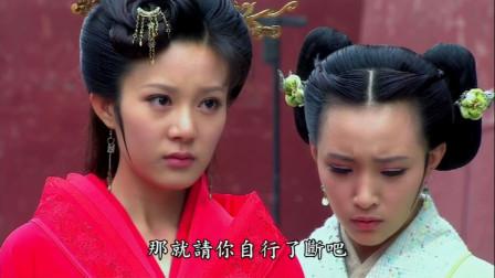 西施秘史:众臣逼大王了西施,大王为能保她命,竟当众选择自刎