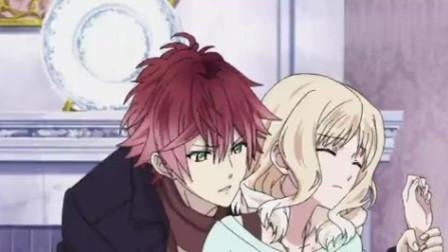 魔鬼恋人:绫人看到咬痕就能说出是谁,厉害了,绫人生气了!