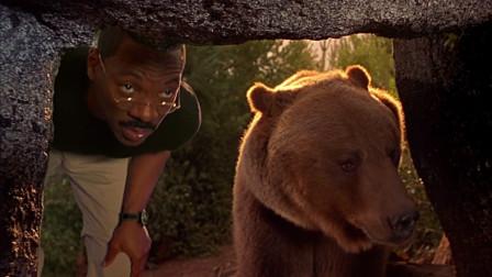 《怪医杜立德》:小伙天赋异禀和动物沟通,还帮助狗熊找对象