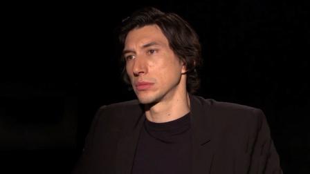 星映话-《婚姻故事》亚当·德赖弗—你害怕离婚吗