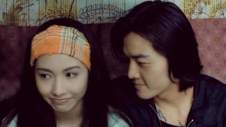 古惑仔经典回忆,陈浩南和小结巴的爱恨情仇,看完泪目!