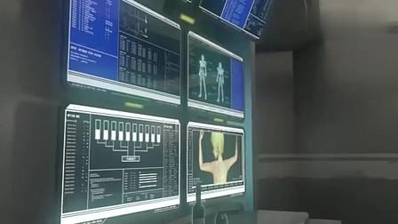 纳米核心:瑞植入了新的核心,噫!密集恐惧症建议不要观看!