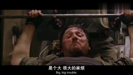 电影:生猛科幻动作片,命悬一线的厮杀场面,紧张得屏住呼吸