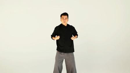 简单太极全身调理基本练习(五)肩肘改善缠丝导引