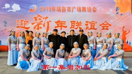 瑞昌广场舞木兰健身球柔力球协会2019年终总结演出(增加版第一集)