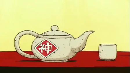 七龙珠:悟空通过了考核,终于拿到了传说中超神水